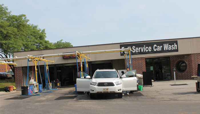 Car Wash Omaha